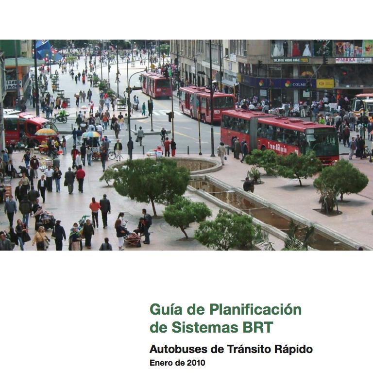 Guía de planificación de sistemas BRT