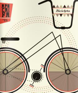 apócrifa art magazine 18 bicicleta