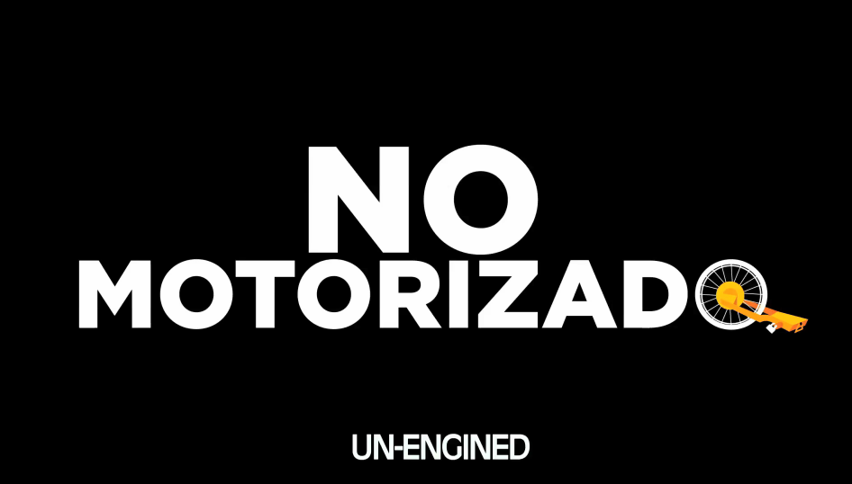 NO MOTORIZADO DOCUMENTAL