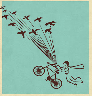 bici volar
