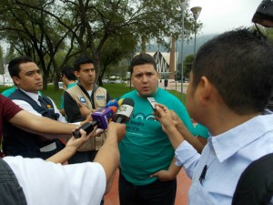 Alcalde Ugo Ruiz