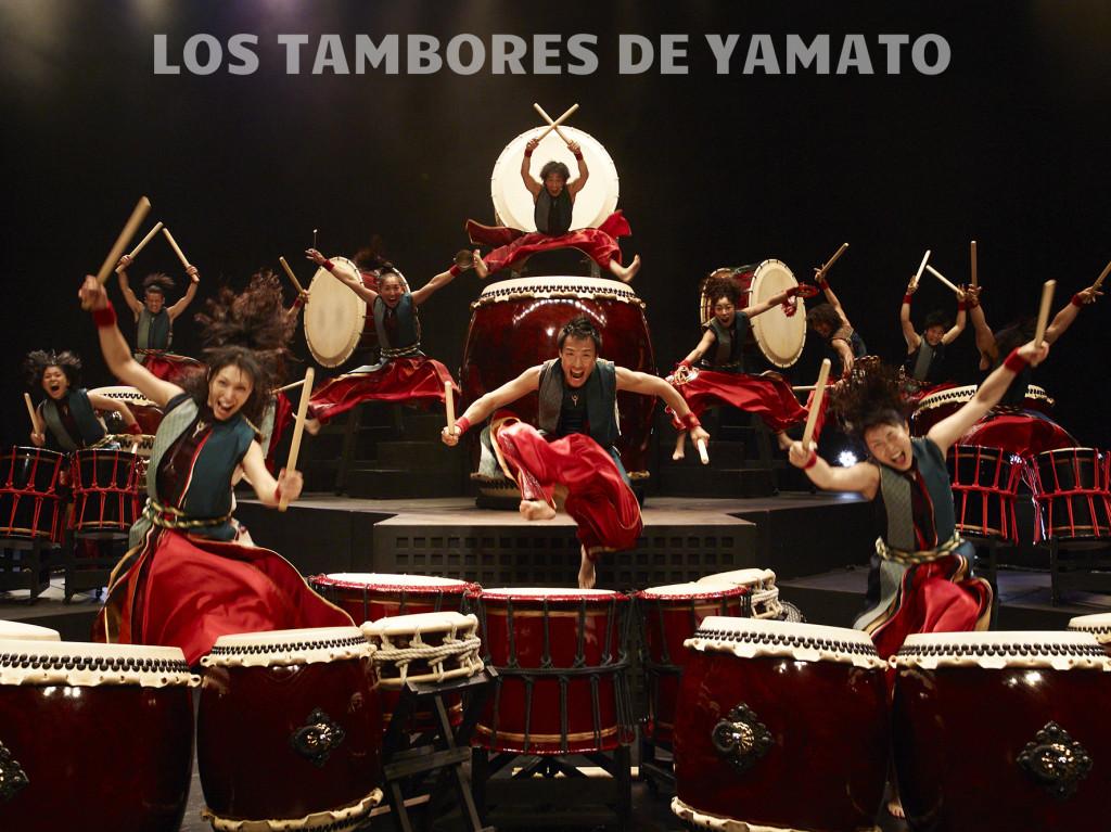 Los tambores e yamato