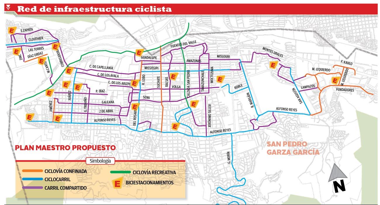 2013_11_30 Milenio (Red de infraestructura ciclista en SP)