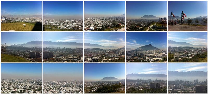 Monterrey, ciudad de las montañas y el smog
