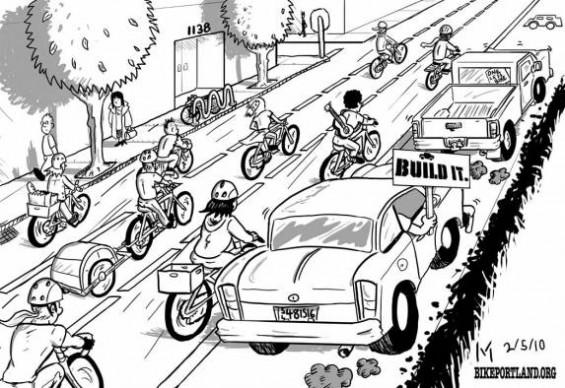 cartón carril para autos