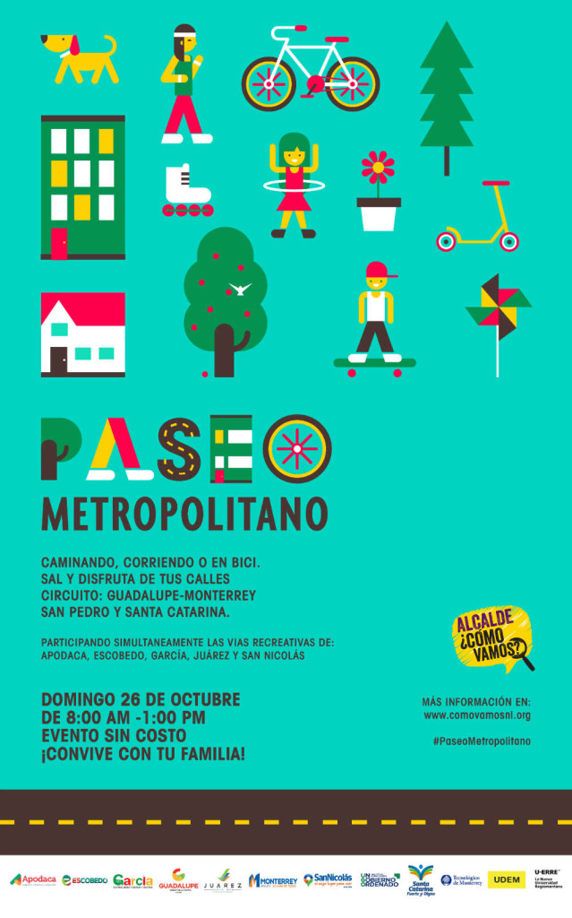 Paseo Metropolitano (LOW)