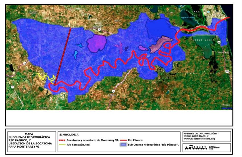 Impacto ambiental Monterrey VI (low)