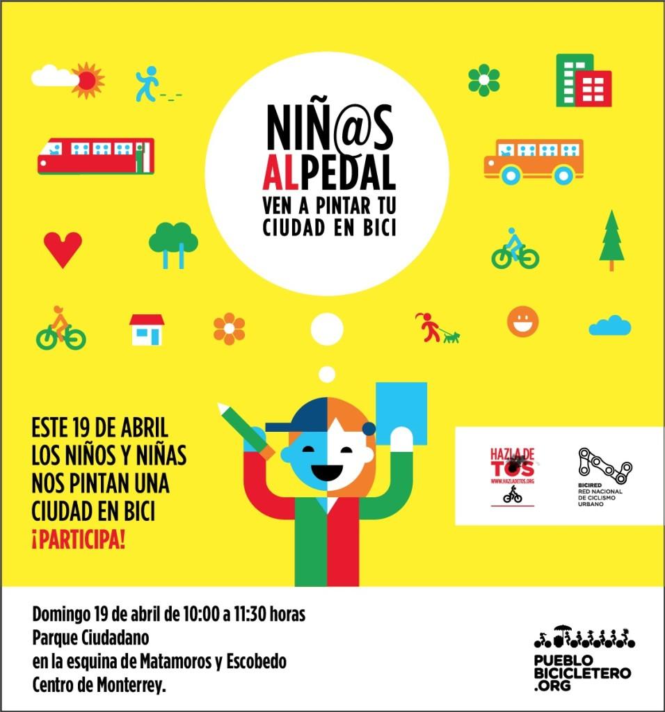 niñ@s al pedal