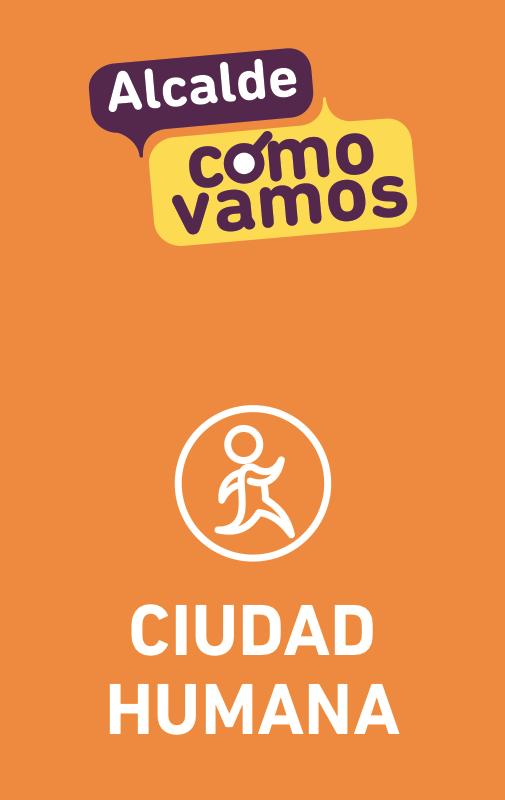 Alcalde Cómo Vamos 2015-2018 - Ciudad Humana