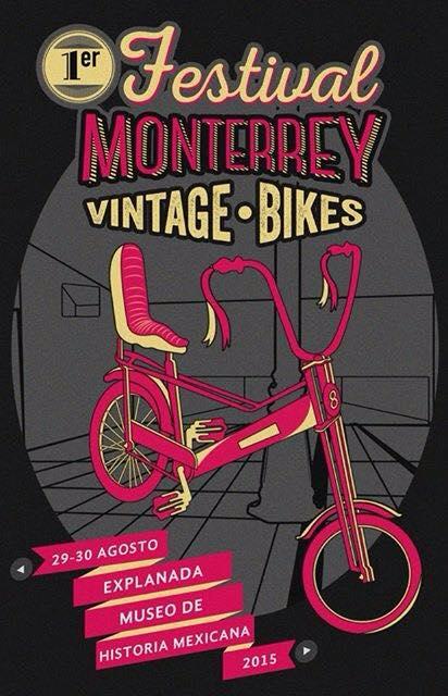 1er Festival Monterrey Vintage Bikes