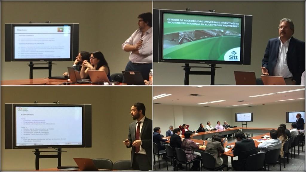 Proyectos movilidad área metropolitana de Monterrey