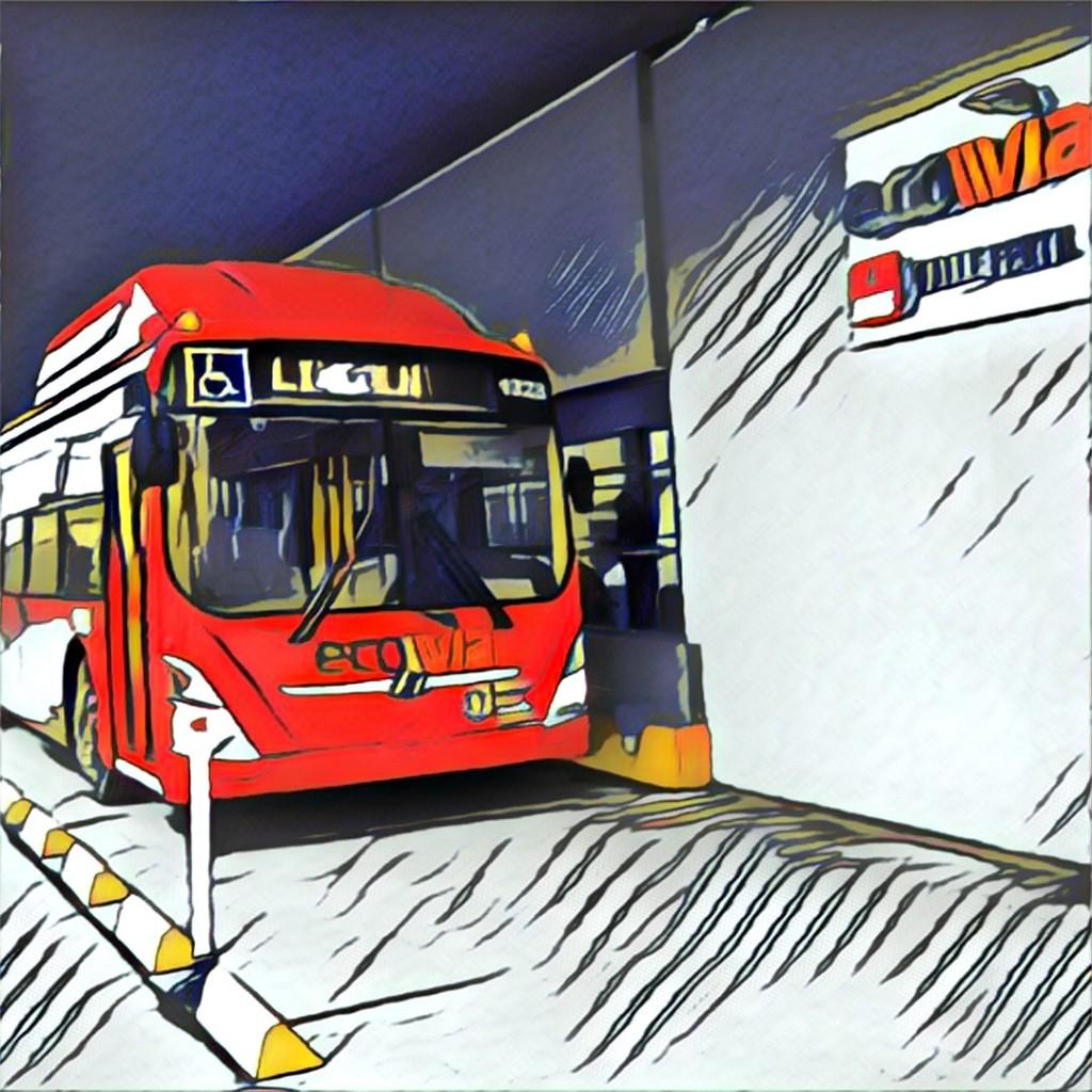 Ecovía Monterrey Nuevo León BRT
